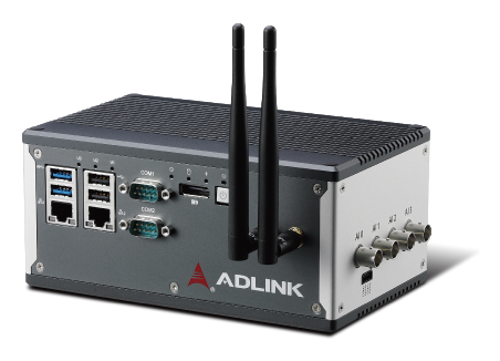 <br />Figure 1. ADLINK's IoT MCM devices come preconfigured with ADLINK Edge™